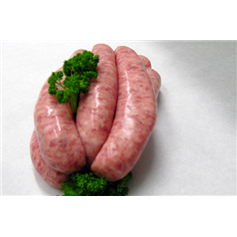 'Porkies' Traditional Pork Sausage 12 per pack