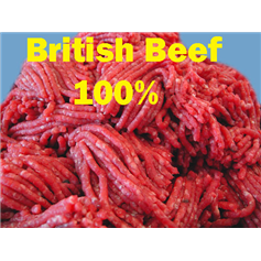 Minced Beef (450g)