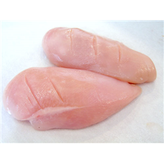 Chicken Breast (boneless) 2 per pack (400g)