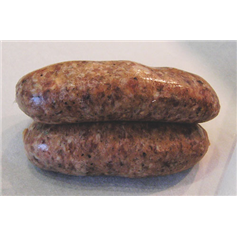 Caramelized Onion Sausage 8 per pack