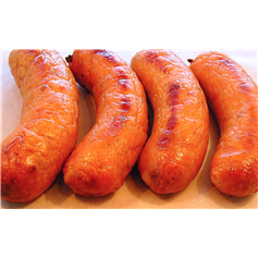 LOW FAT - Chilli Chicken Sausage 8 per pack