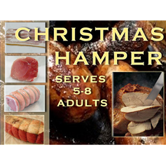 Christmas Hamper - Serves 5-8 (4.5kg)